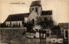Courdimanche - L'Eglise - Courdimanche