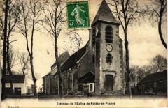 Extérieur de l'Eglise de Roissy-en-France - Roissy-en-France