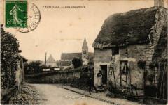 Frouville -Une Chaumiére - Frouville