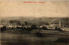 Genainville (S.-et-O.) -Vue générale - Genainville