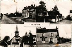 Genicourt (Seine-et-Oise) - Génicourt