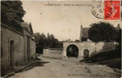 Labbeville - Route de Nesles-la-Vallée - Labbeville