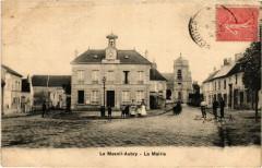Le Mesnil Aubry- La Mairie - Le Mesnil-Aubry
