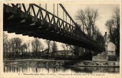 Neuville-sur-Oise (S.-et-O.) -Perspective de Neuville le Pont... - Neuville-sur-Oise