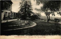 Saint-Gervais (S.-et-O.) - Villa Jeanne d'Arc - Vue sur la Vallée - Saint-Gervais