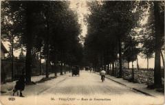 Villejuif Route de Fontainebleau - Villejuif