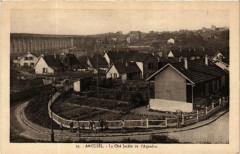 Arcueil La Cite Jardin de l'Aqueduc 94 Arcueil
