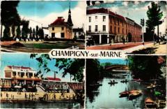 Champigny-sur-Marne 94 Champigny-sur-Marne