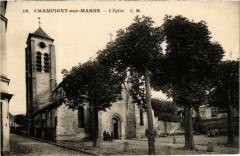 Champigny-sur-Marne Eglise 94 Champigny-sur-Marne