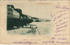 Ablon - quai de la baronnie 94 Val de Marne
