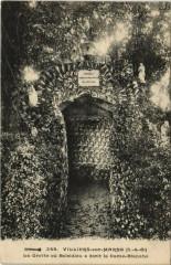 Villiers-sur-Marne - la grotte ou boieldieu a eerit 94 Villiers-sur-Marne