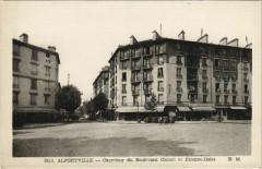 Alfortville - carrefour du boulevard carnot et etienne - dolet 94 Alfortville