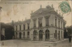 Vitry-sur-Seine - la mairie - Vitry-sur-Seine