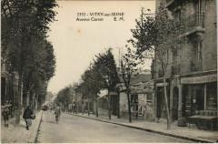 Vitry-sur-Seine - Avenue carnot - Vitry-sur-Seine