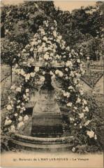 L'Hay Les-Roses - La vasque - L'Haÿ-les-Roses