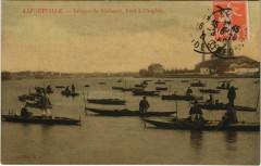Alfortville - Groupe de pecheurs port a l'anglais 94 Alfortville