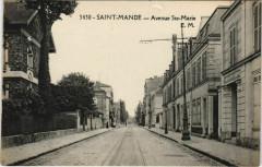 Saint-Mande - Avenue ste marie 94 Saint-Mandé