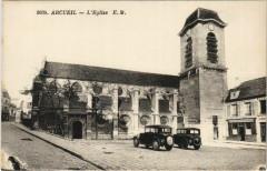 Arcueil L'Eglise 94 Arcueil