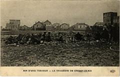 Catastrophe - Fin d'Une Terreur - La Tragedie de Choisy-Le-Roi 94 Choisy-le-Roi