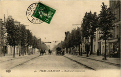 Vitry-sur-Seine Boulevard Lamouroux 94 Vitry-sur-Seine