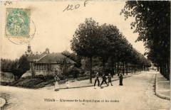 Thiais Avenue de la République et les écoles 94 Thiais