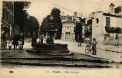 Thiais Place Maurepas 94 Thiais