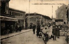 Limeil-Brevannes Le Marché 94 Limeil-Brévannes