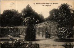 Roserarie de L'Hay-les-Roses Les Pergolas - L'Haÿ-les-Roses