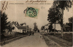Limeil-Brevannes Avenue de la Gare Entrée de limeil 94 Limeil-Brévannes