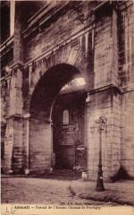Arcueil Portail de l'Ancien Chateau de Provigny 94 Arcueil
