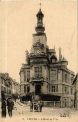 Arcueil L'Hotel de Ville 94 Arcueil