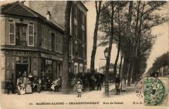 Maisons Alfort Charentonneau Rue du Creteil. 94 Maisons-Alfort