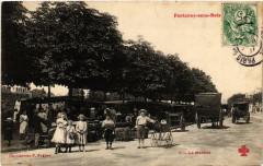 Fontenay sous Bois Le Marche. 94 Fontenay-sous-Bois
