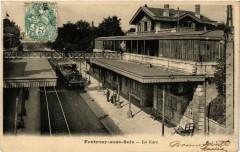 Fontenay sous Bois La Gare. 94 Fontenay-sous-Bois