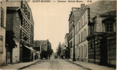 Saint-Mande - Avenue Sainte-Marie 94 Saint-Mandé