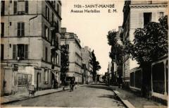 Saint-Mande - Avenue Herbillon 94 Saint-Mandé