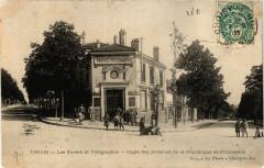 Thiais - Les Postes et Telegraphes - Angle des Avenues de la Republ 94 Thiais