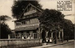 A La Cloche Noces et Banquets F. Outhier 58, Boulevard Albert-Ier 94 Val de Marne