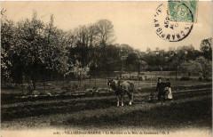 Villiers-sur-Marne - La Mortiere et le Bois de Gaumont 94 Villiers-sur-Marne