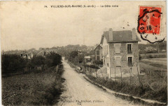 Villiers-sur-Marne - La Cote rotie 94 Villiers-sur-Marne