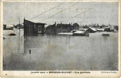Janvier 1910 - Maisons-Alfort: Vue generale 94 Maisons-Alfort