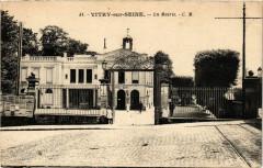 Vitry-sur-Seine - La Mairie 94 Vitry-sur-Seine