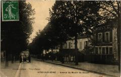 Vitry-sur-Seine - Avenue du Moulin de Saquet 94 Vitry-sur-Seine