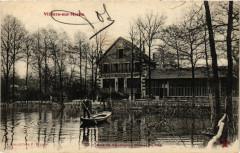 Villiers-sur-Marne - Bois de Gaumont - Chalet du Lac 94 Villiers-sur-Marne