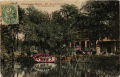 Villiers-sur-Marne - 39 - Bois de Gaumont Au Chalet du Lac 94 Villiers-sur-Marne