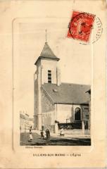 Villiers-sur-Marne - L'Eglise 94 Villiers-sur-Marne
