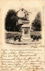Thiais - Monument Commemoratif de la guerre 1870-71 94 Thiais