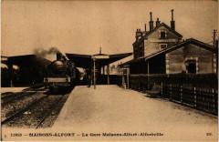 Maison Alfort - La Gare Maisons Alfort 94 Maisons-Alfort