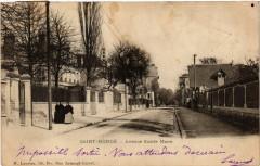 Saint-Mande - Avenue Sainte Marie 94 Saint-Mandé