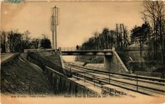 Ablon - Pont du Chemin de Fer 94 Val de Marne